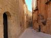 Calle estrecha en Mdina