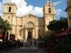 Catedral en Valetta