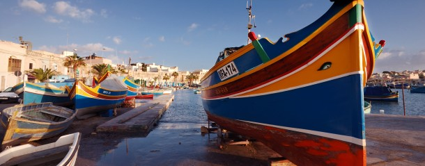 Barcos Malta