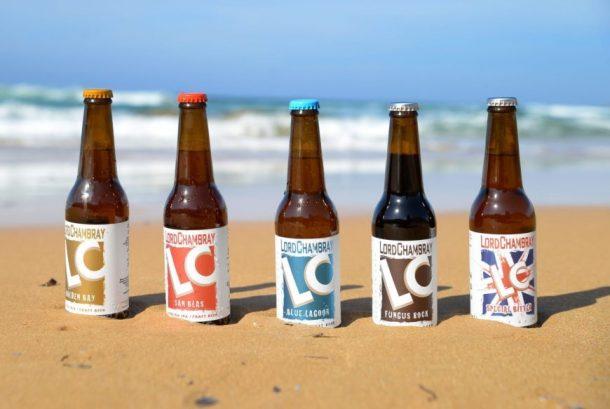 cervezas de Malta