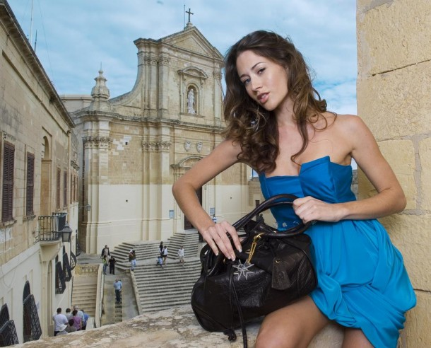 De compras por Malta
