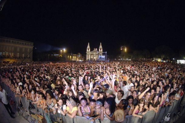 isle of mtv festivales en malta