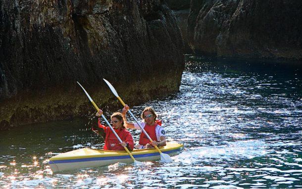 actividades acuáticas en Malta