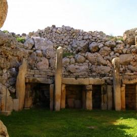 Los-Templos-Ggantija-Isla-de-Gozo-Malta-1