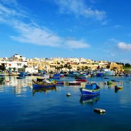 Marsaxlokk Harbour (4)