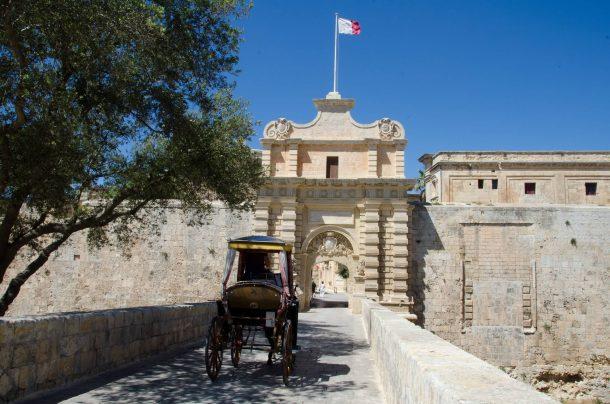 Malta Juego de Tronos