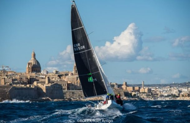 rolex middle sea race malta