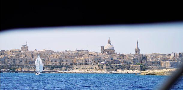 navegar Malta otoño