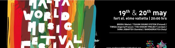 malta world music festival
