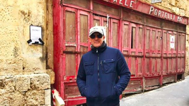 Antonio Banderas en Malta