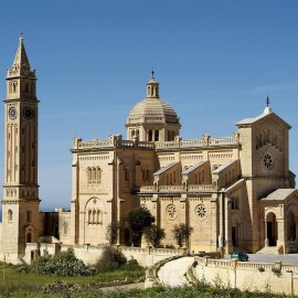 Ta Pinu - Gozo Church (2)