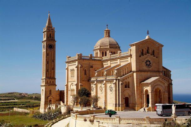 iglesias Gozo Malta
