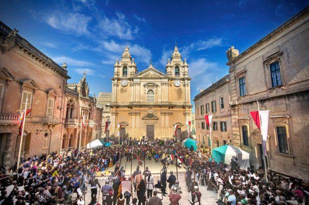 festival medieval de mdina
