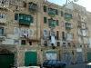 Balcones típicos en Malta