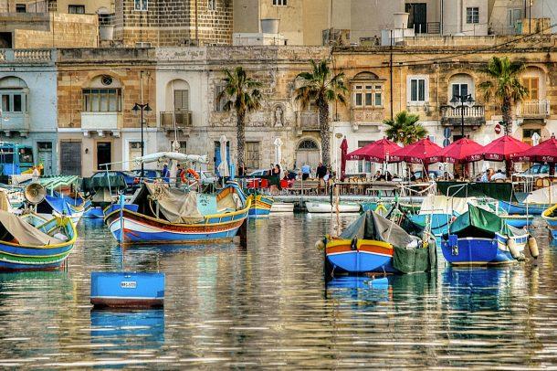 Guía de pequeñas ciudades en Malta