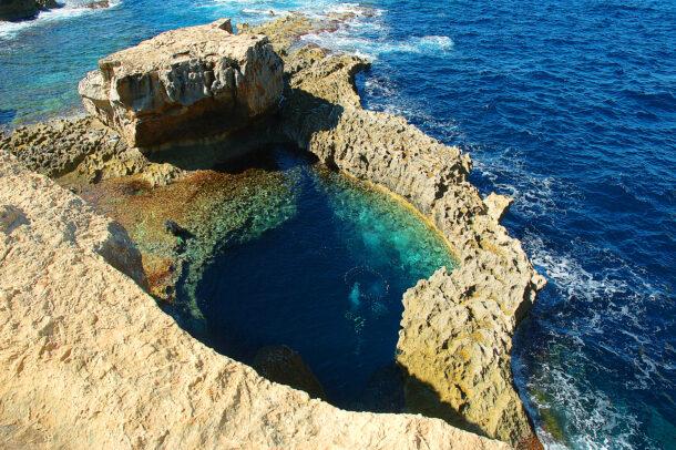 Gozo es un paraíso natural