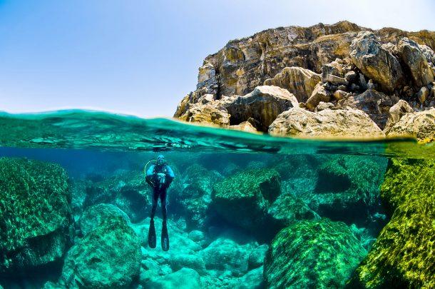 ¿Qué ver buceando en Malta?