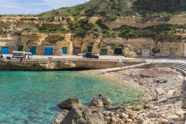 Un lugar menos conocido en Gozo