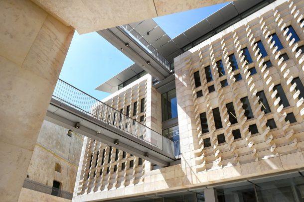 Diez edificios que no te puedes perder en Malta