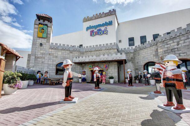 ¡El parque de atracciones de Playmobil en Malta!