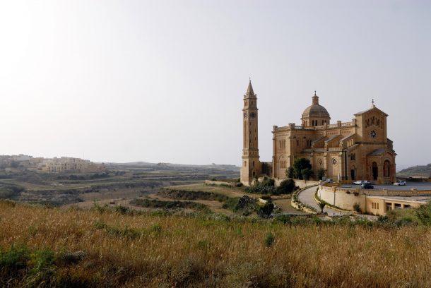 diez de los edificios que no te puedes perder en Malta