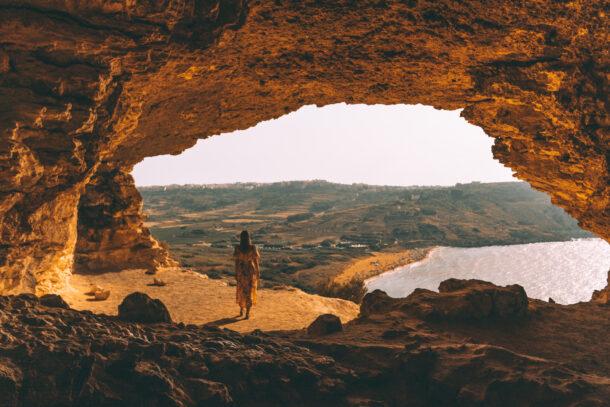 Uno de los 5 lugares más ocultos de Gozo