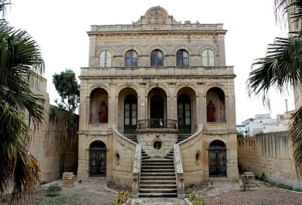Villa Guardamangia será un nuevo museo en Malta