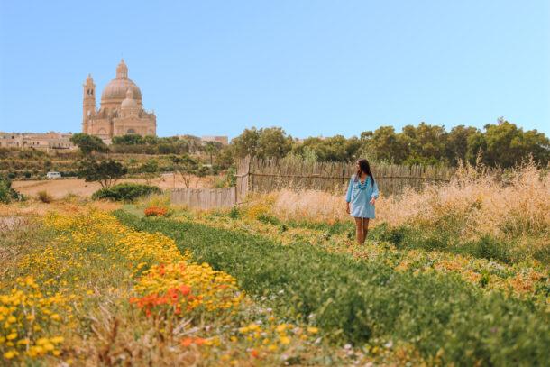 Iglesia deTa' Pinu, Gozo