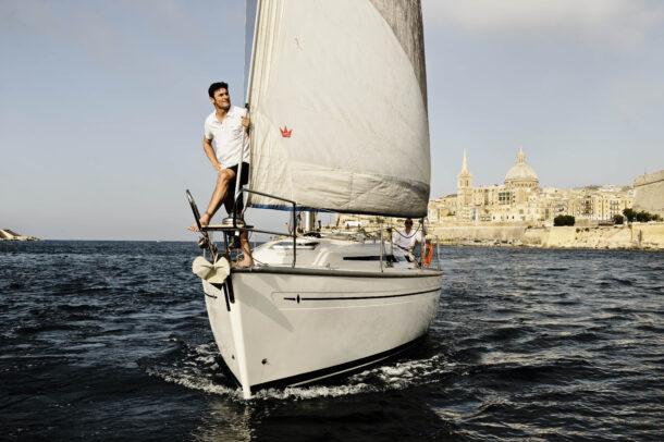 El Mediterráneo para los deportistas