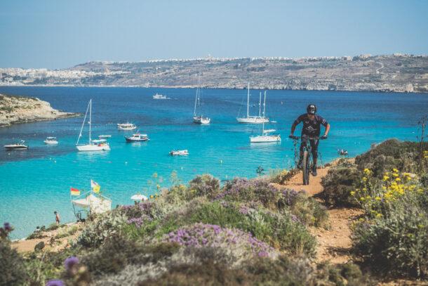 Malta, el Mediterráneo para los deportistas