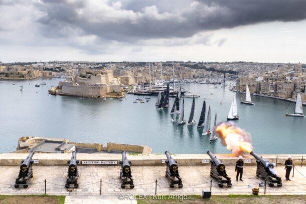 Vuelve la Rolex Middle Sea Race a Malta