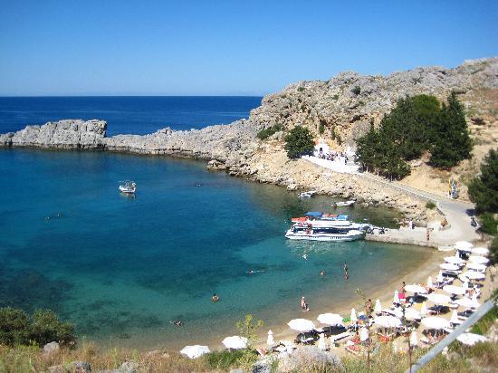 La Bahía de San Pablo (norte de Malta)